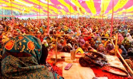 নাটোরে এবারও অনুষ্ঠিত হতে যাচ্ছে বিতর্কিত 'মহিলা বিশ্ব ইজতেমা'!