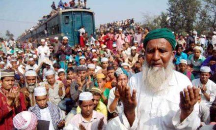 স্বরাষ্ট্র মন্ত্রণালয় বৈঠকে যাননি উলামাদের প্রতিনিধি : একসঙ্গে ইজতেমায় সা'দপন্থীদের না