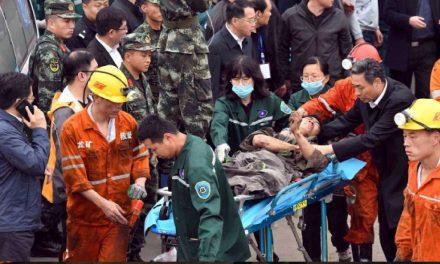 চীনে কয়লা খনি ধসে ২১ জন নিহত