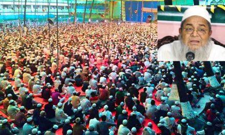 ইসলামবিরোধী অপশক্তি আর নাস্তিক মুরতাদের বিরুদ্ধে আন্দোলন চলবে : আল্লামা বাবুনগরী