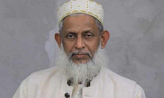 ইসলামিক ফাউন্ডেশনের সাবেক ডিজি শামীম আফজাল ইন্তেকাল করেছেন