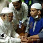 আল্লামা বাবুনগরী'র নিকট মুসলমান হয়েছে এক হিন্দু পরিবার